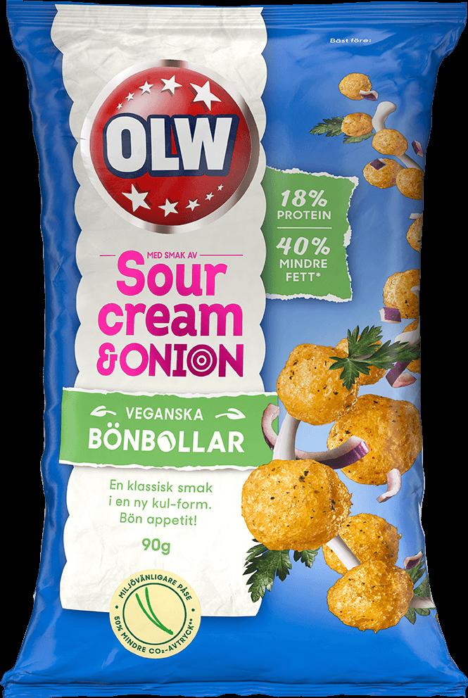 Bönboll Vegansk Sourcream & Onion