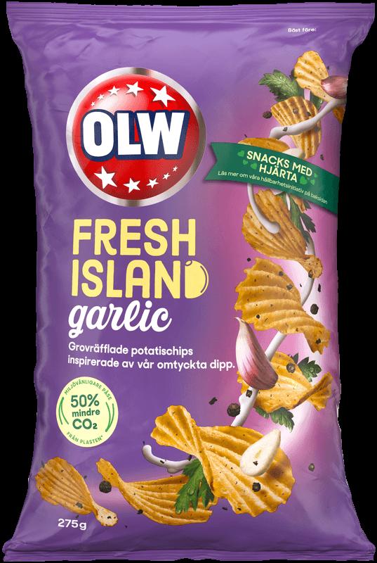 OLW Fresh Island Garlic