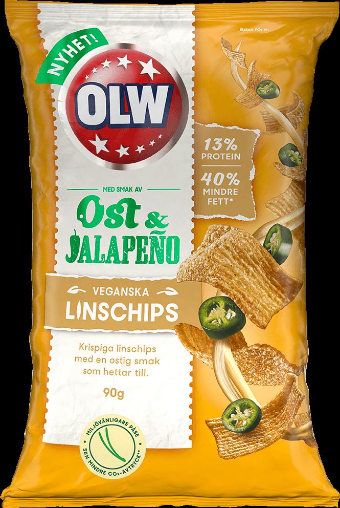 Linschips OstJalapeno