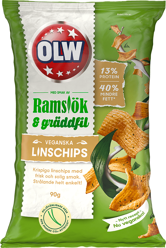 Linschips Ramslök