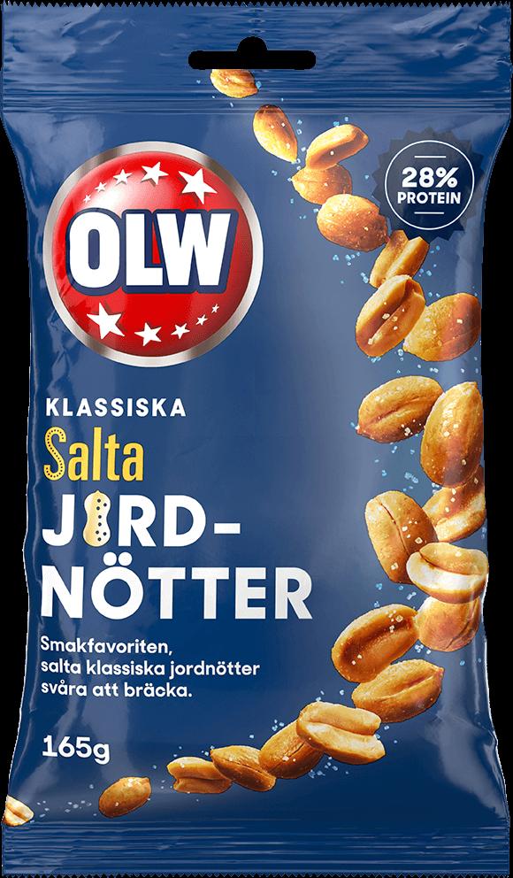 OLW Salta Jordnötter