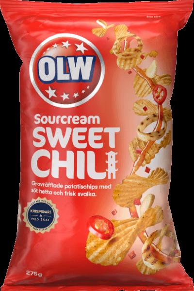 Sourcream & Sweet Chili