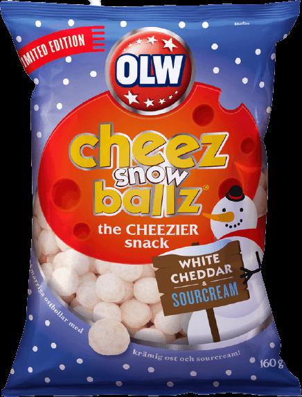 cheez snow ballz